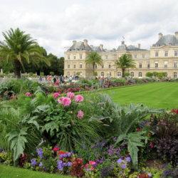 Hotel Eugénie - Jardin du Luxembourg