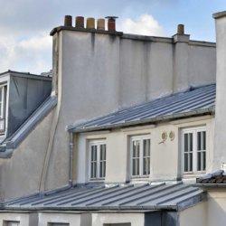 Hôtel Eugénie - Toit