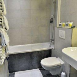 Hôtel Eugénie - Salle de bain